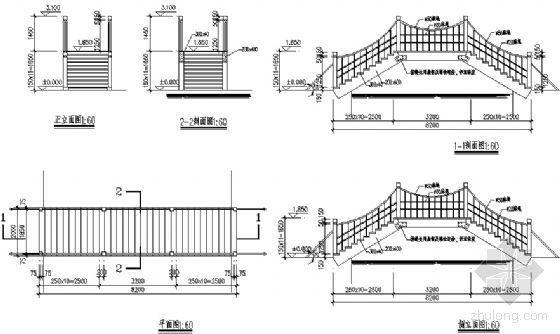 木拱桥详图-4