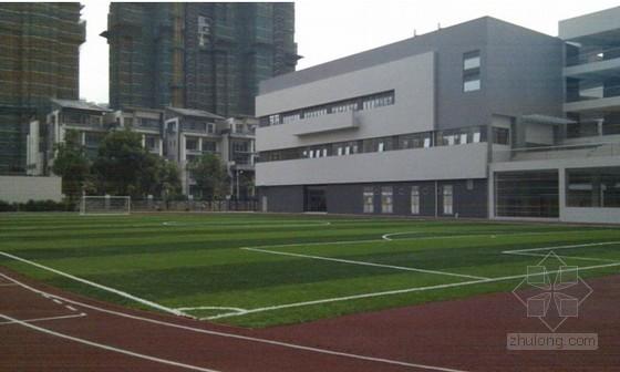 [QC成果]提高大面积球场施工质量合格率(附图较多)