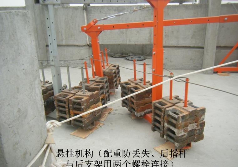建筑工程高处作业吊篮安全培训PPT