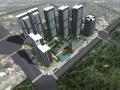 [广州]别致立面一梯一户高层住宅建筑设计方案文本(含SU、CAD)