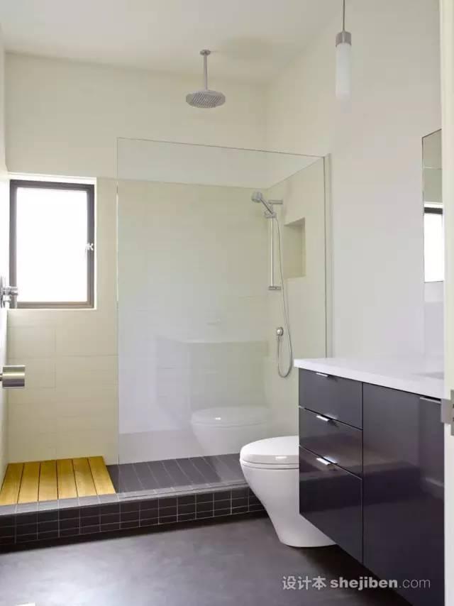 卫生间干湿分离之一:挡水条,不做好怎么熬过冬!