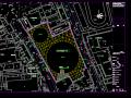 两道砼支撑+灌注桩的15m深基坑基坑支护