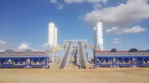 600型稳定土拌和站正确安装流程,搞工程的必须懂!