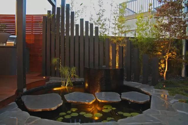 赶紧收藏!21个最美现代风格庭院设计案例_156
