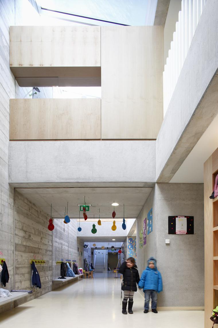 法国拉特里尼泰幼儿园-10