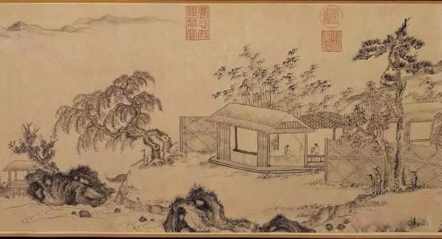 景观设计须知:5分钟让你读懂中国园林!!_22