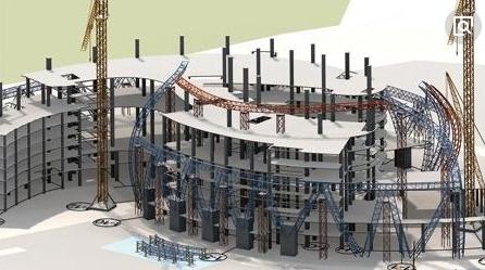 数字化三维设计软件在电力工程中的应用