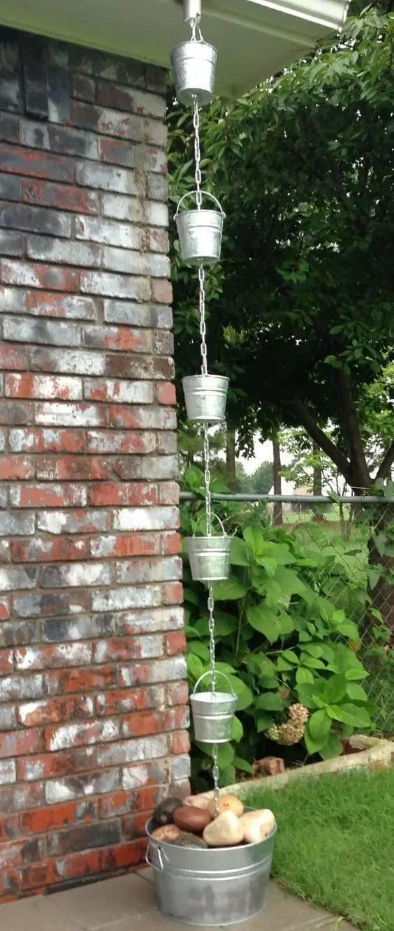 """如此""""风骚""""的屋顶排水管道!_5"""