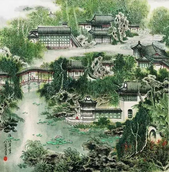 [经典]园林景观设计,我只服中国的!!