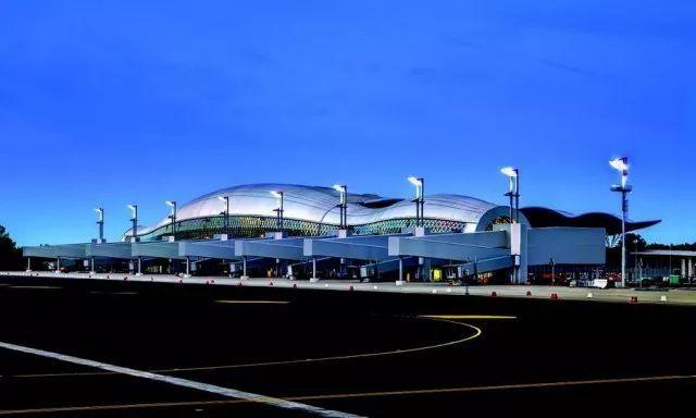萨格勒布国际机场新航站楼