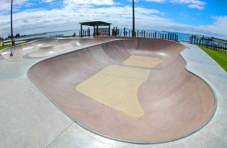 澳大利亚Esperance滑板公园-3