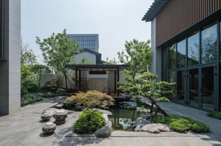 庭院深深,新中式