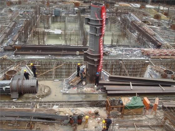 [安徽]超高层建筑钢结构安装施工技术总结(鲁班奖)