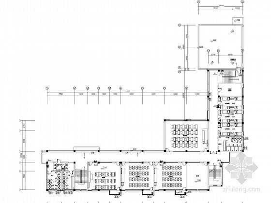 [湖南]希望小学教学综合楼及宿舍给排施工图