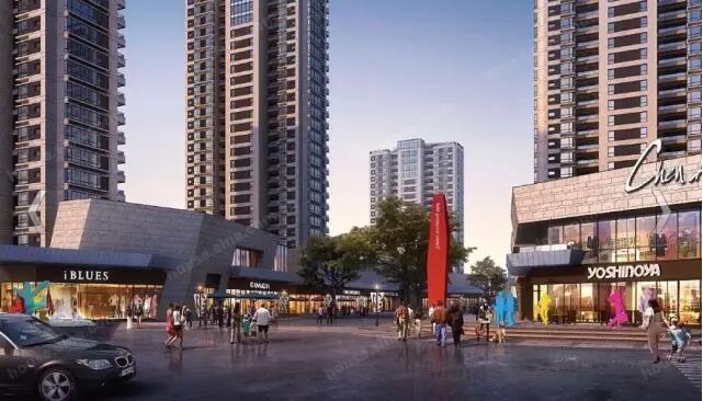"""哈尔滨最高建筑""""双子座""""高楼规划完成"""