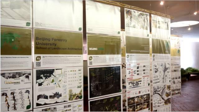 第九届国际景观双年展—景观学校展览作品_6