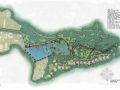 [大连]生态豪华高档居住区景观规划概念设计方案(附建筑、室内概念设计)