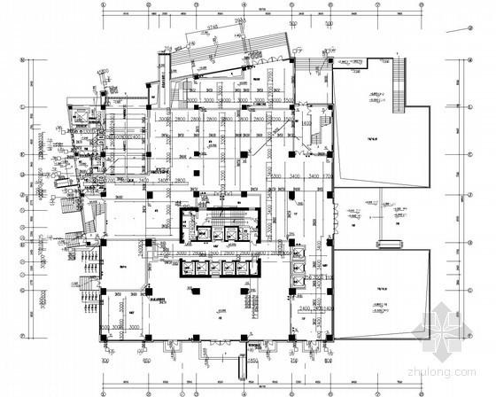 34层商业综合建筑给排水施工图
