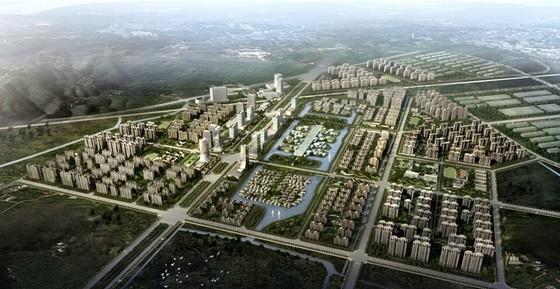 [江苏]现代风格城市片区规划设计方案文本