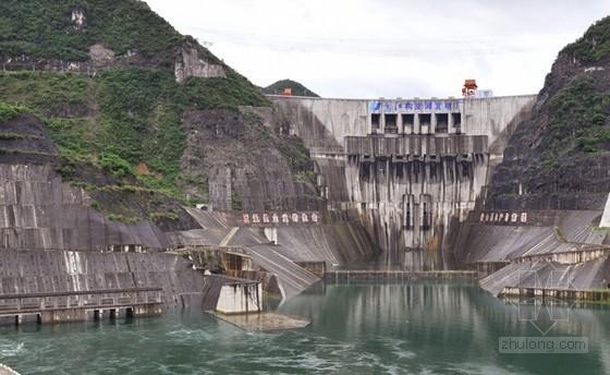 [贵州]大型水电站大坝开挖支护工程施工组织设计