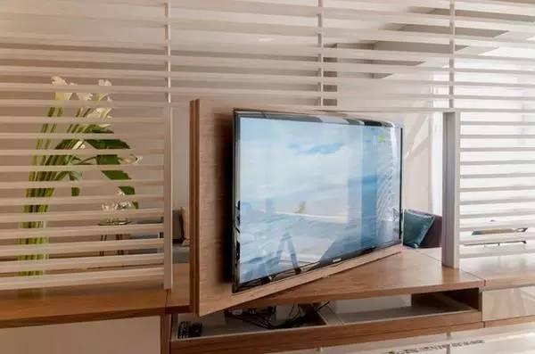 一面趣味电视墙,让你的客厅变得生动有趣!