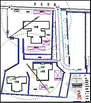 陕西某小区塔吊专项施工方案(QTZ63A)