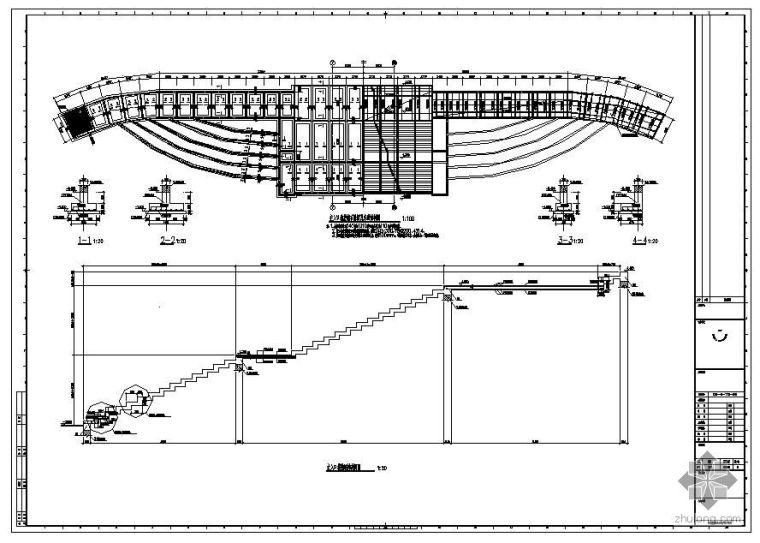 某主入口结构详图