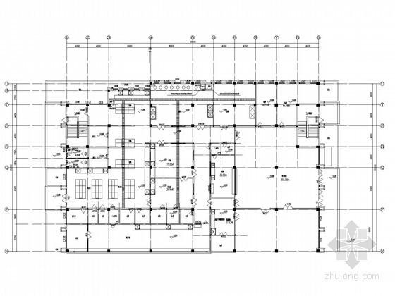 [江苏]教育建筑通风及防排烟系统设计施工图