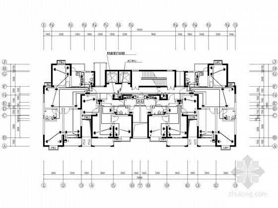 [安徽]普通住宅电气施工图纸