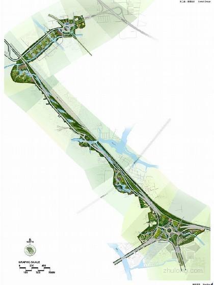 [苏州]高速公路局部景观规划设计方案