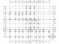 [长沙]三层框架结构幼儿园结构图(新规范)