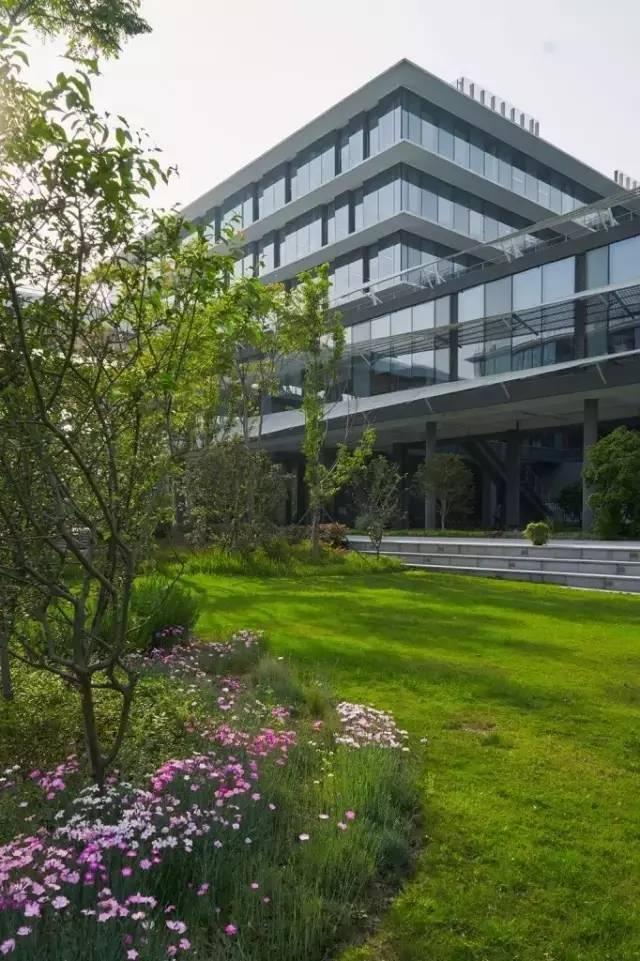 这些公司总部的景观设计,巨头就是巨头!!