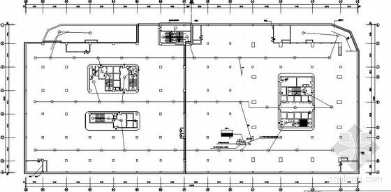 某商务中心大楼临时用电施工图