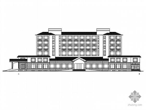 某六层酒店方案设计