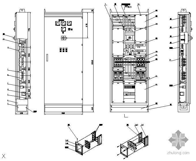 GDT系列固定封闭式交流低压配电柜