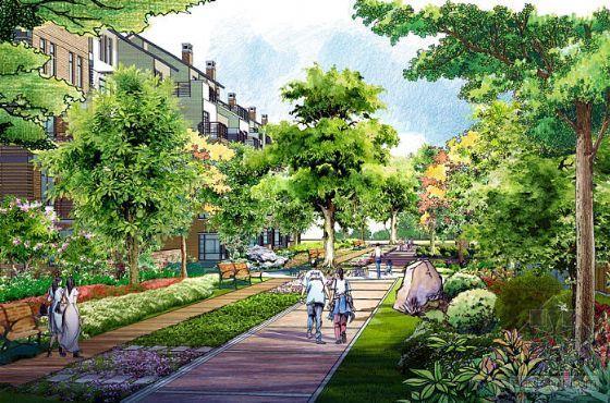 关键词:        景观方案文本居住区景观设计小区图片