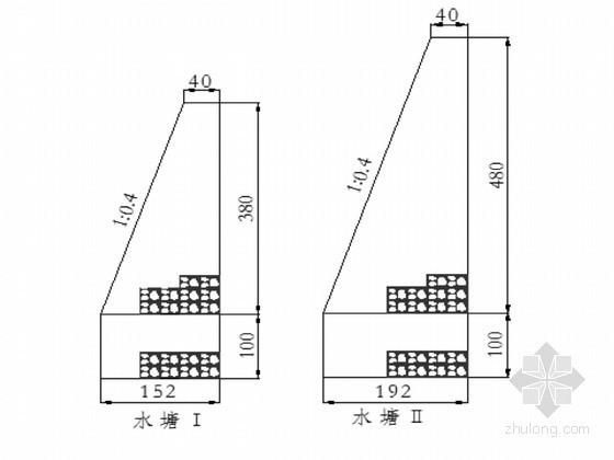 防洪排涝闸站工程施工组织设计(技术标)
