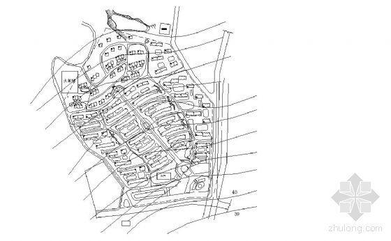 某经济开发小区给水管网课程设计