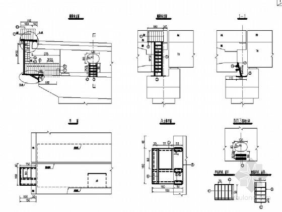 变截面预应力连续刚构箱梁桥施工图(181张,中交)