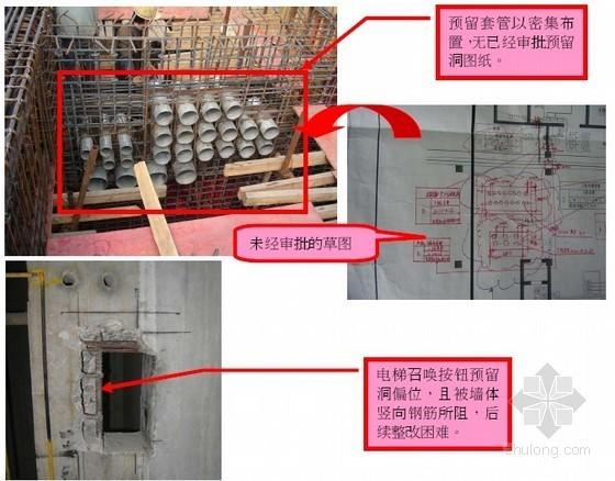 混凝土结构施工质量通病案例分析(多图)