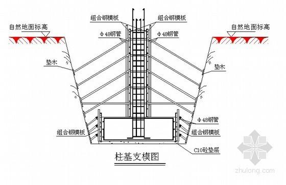 [江西]办公楼施工组织设计(框架结构 独立基础)