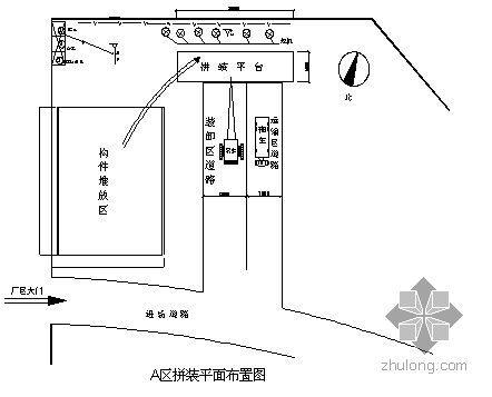 湖南某超高压变压器厂房施工组织设计(芙蓉奖)