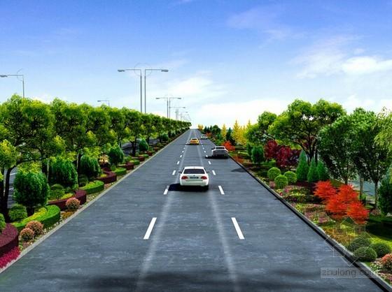 [湖南]城市道路工程量清单计价实例(含全套施工图纸百余张)