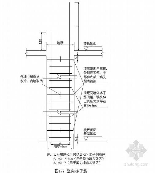 [北京]别墅钢筋工程施工方案(机械连接)