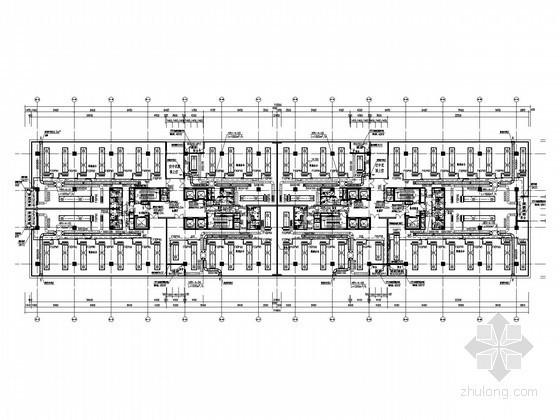VRV全热交换器资料下载-[广东]厂房及配套设施通风空调防排烟系统设计施工图