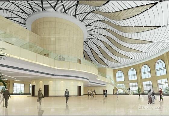 [安徽]2015年8月大型商业项目室内装饰工程招标文件