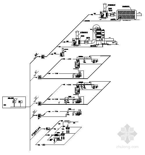 某标准楼实验室自控电气图纸