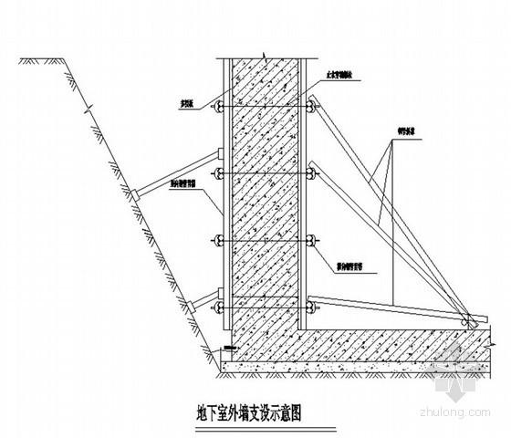 [北京]剪力墙与顶板一次浇注施工方案(2011年)