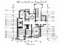 [山东]豪华欧式风格三居室室内装修施工图(含高清实景图)