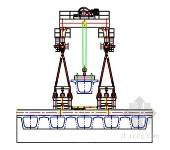 [宁波]预制箱梁吊装架设施工安全方案(中交)